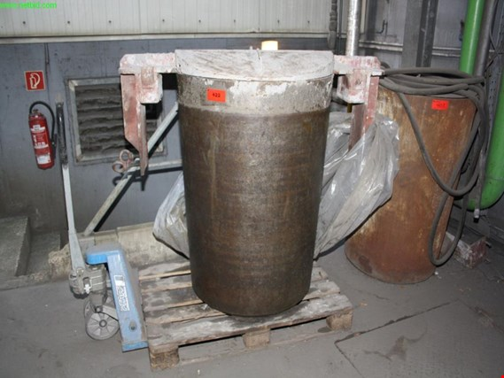 Used casting frame f. transfer ladles for Sale (Trading Premium)