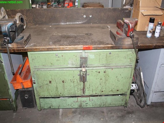 Used workbench for Sale (Auction Premium) | NetBid Industrial Auctions