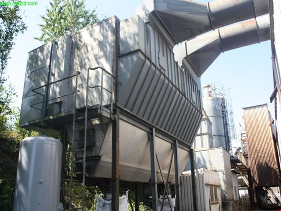 Used BMD FS/722/875/946 dedusting/filter system (6) for Sale (Trading Premium)