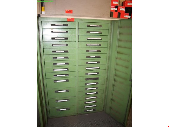 Used drawer cabinet (12) for Sale (Auction Premium)