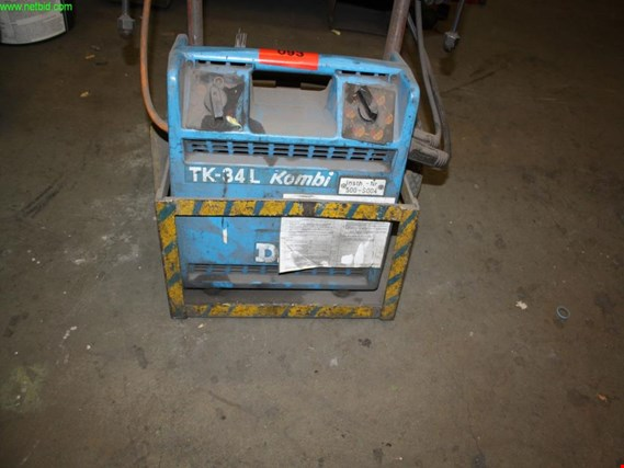 Used Dalex TK-34 L Kombi electric welding machine for Sale (Trading Premium)