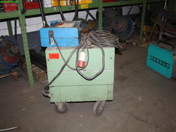 Used Dalex TK-34 L Kombi electric welding machine for Sale (Auction Premium)