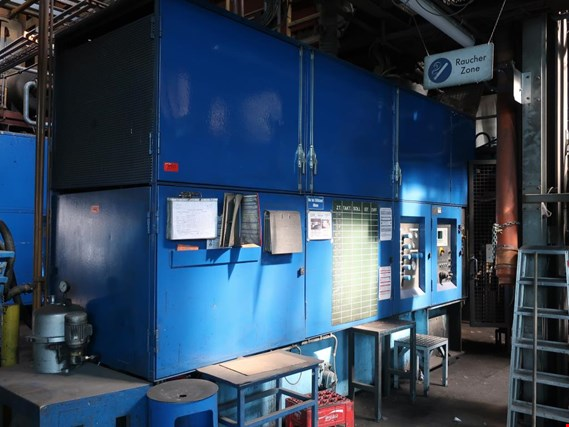 Disa Disamatic 2013 MK 3-A automatic boxless moulding plant (Disa1) (Trading Premium) | NetBid España