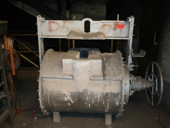Used drum-type ladle for Sale (Trading Premium) | NetBid Industrial Auctions