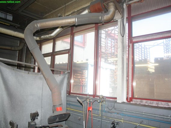 Used extraction system for Sale (Trading Premium) | NetBid Slovenija