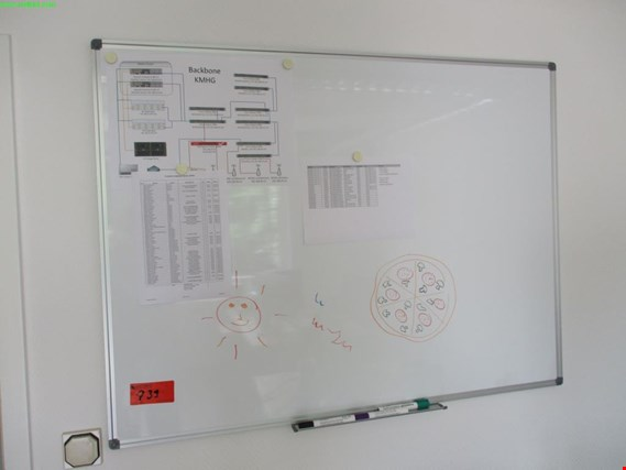 Used whiteboard for Sale (Trading Premium) | NetBid Industrial Auctions