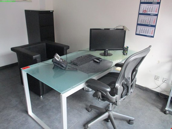Used 1 Posten office furniture for Sale (Auction Premium) | NetBid Industrial Auctions