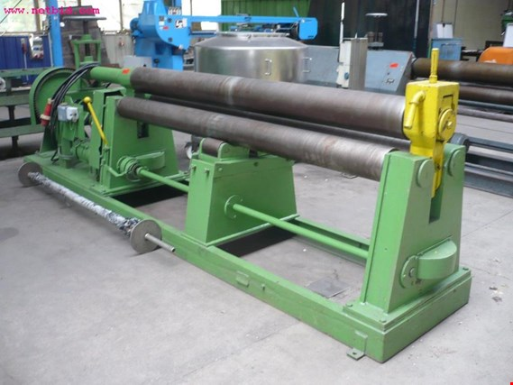 well maintained machinery for sheet metal working