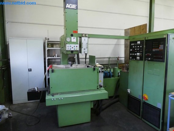 Used Agie Kopf 30 EDM machine for Sale (Trading Premium) | NetBid Slovenija