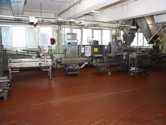 Used Stangen-Schwarzbrot-Fertigungslinie for Sale (Auction Premium) | NetBid Industrial Auctions