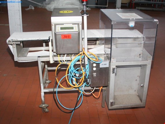 Used Boekels Discovery C35x15 Metalldetektor for Sale (Auction Premium) | NetBid Industrial Auctions
