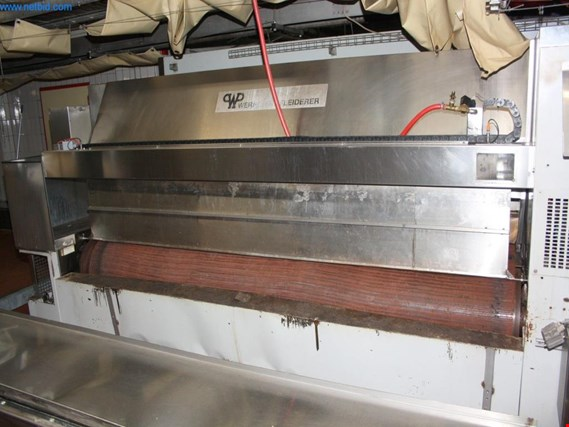 Used Werner & Pfleiderer Netzbandofen for Sale (Auction Premium) | NetBid Industrial Auctions