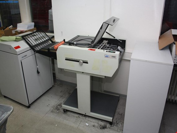Used PFE 1195 Papiervereinzeler for Sale (Auction Premium) | NetBid Industrial Auctions