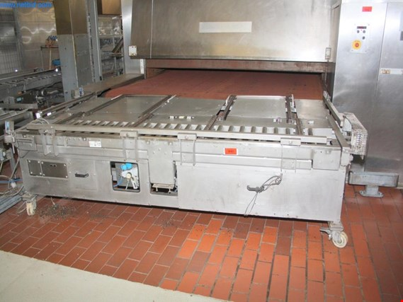 Used Werner & Pfleiderer Entladestation for Sale (Auction Premium) | NetBid Industrial Auctions