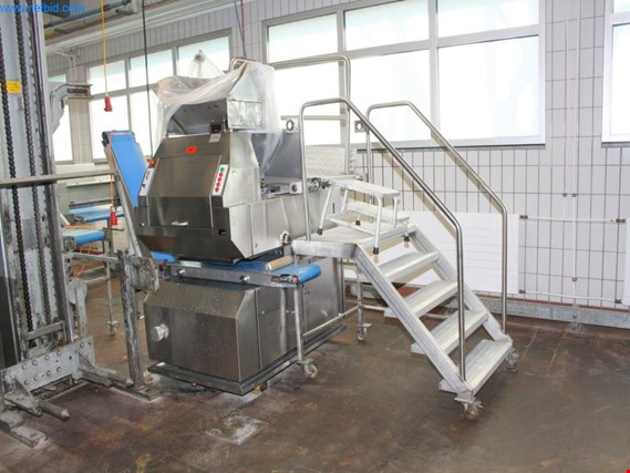 Used Haton B700 3-Kammer-Teigteiler for Sale (Auction Premium) | NetBid Slovenija