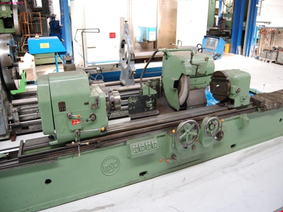 MSO KW700 CRANK SHAFT GRINDING MACHINE gebraucht kaufen (Auction Premium) | NetBid Industrie-Auktionen