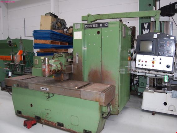 CORREA A10 CNC BED MILLING MACHINE (Auction Premium) | NetBid ?eská republika