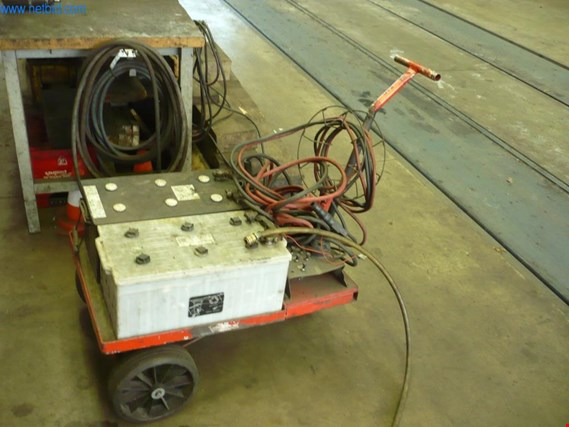 Used Jump start trolley for Sale (Auction Premium) | NetBid Industrial Auctions