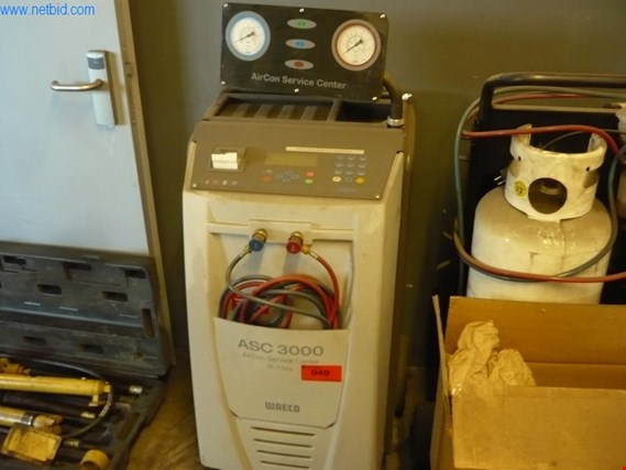 Waeco ASC Air conditioning service unit (Auction Premium) | NetBid ?eská republika