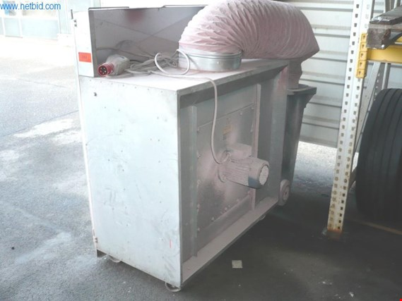 Used HV Pro L/L Paint extraction system for Sale (Auction Premium) | NetBid Industrial Auctions