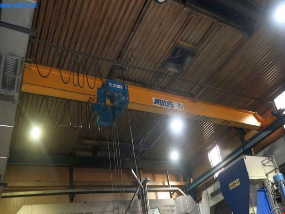 Abus single-girder overhead crane - later release, collection only by arrangement (Trading Premium) | NetBid ?eská republika