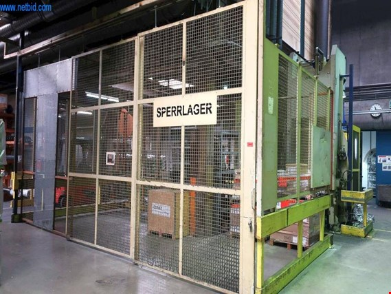 Used protective encasing (locking storage) for Sale (Trading Premium) | NetBid Industrial Auctions