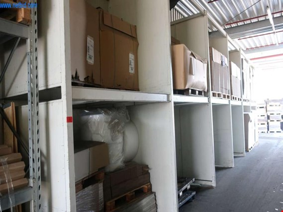Used 16 lin. m. storage rack system for Sale (Trading Premium) | NetBid Slovenija