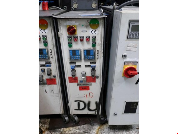 Used Thermobiehl HK1502/250 temperature control unit (40) for Sale (Trading Premium) | NetBid Industrial Auctions