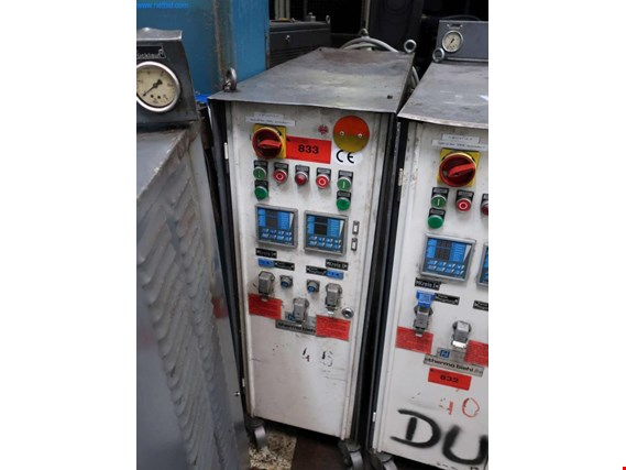 Used Thermobiehl HK1502/250 temperature control unit (46) for Sale (Trading Premium) | NetBid Industrial Auctions
