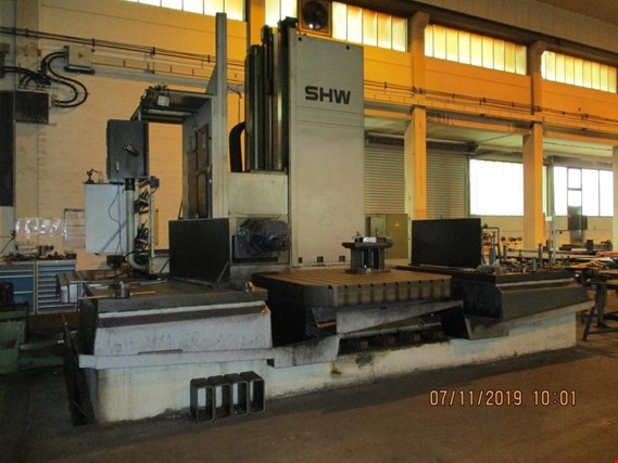 Machines and production equipment  from the sector metalworking
