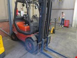 Linde H25T gas-powered forklift truck