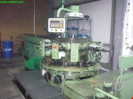 Machines for the production of precision turned parts