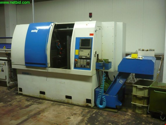 Used Manurhin/KMX Swing CNC-Drehmaschine for Sale (Trading Premium) | NetBid Industrial Auctions