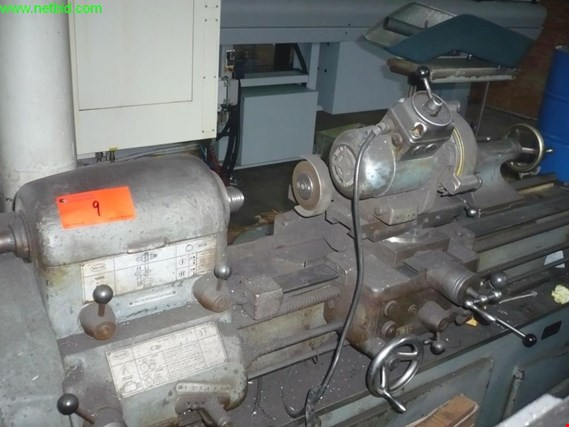 Used Weiler Drehmaschine for Sale (Trading Premium) | NetBid Industrial Auctions