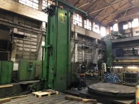 Metalworking and foundry machines, overhead cranes