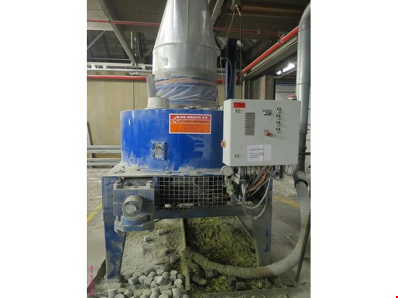 Used D. Debreuk B.V. briquetting press for Sale (Auction Premium) | NetBid Industrial Auctions