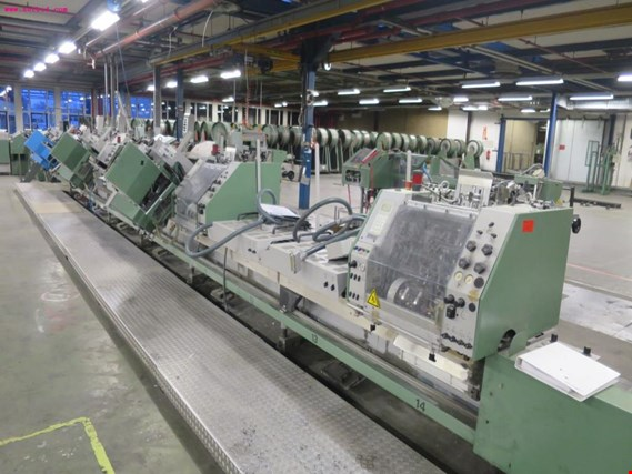 Used Müller Martini Tempo 22 gang-stitching system for Sale (Auction Premium) | NetBid Slovenija