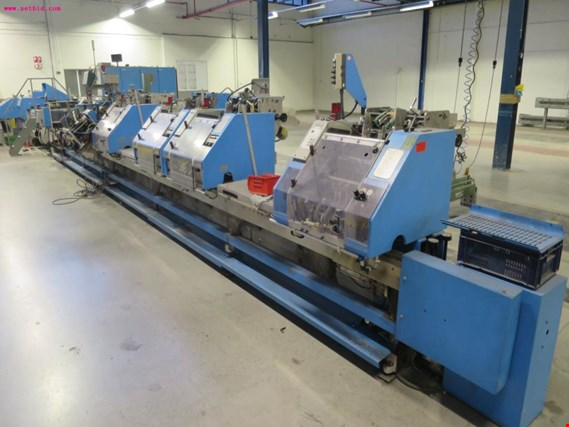 Used Müller Martini gang-stitching system - Sale under reserve for Sale (Auction Premium) | NetBid Slovenija