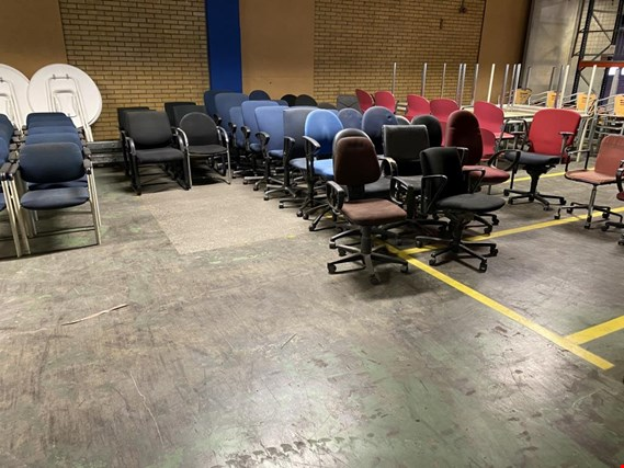 Used 1 Posten Office Chairs For Sale Auction Premium Netbid Industrial Auctions