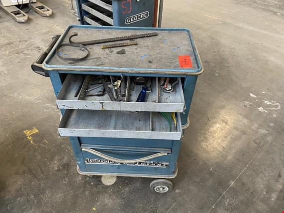 Gedore tool trolley (Auction Premium) | NetBid España