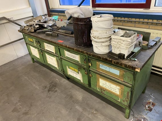 Workbench (Auction Premium) | NetBid España