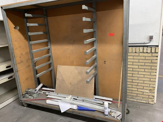 Mobile shelving units (Auction Premium) | NetBid ?eská republika