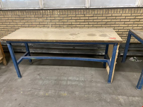 Welding table (Auction Premium) | NetBid ?eská republika