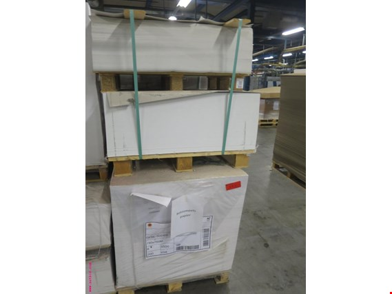 Used 1 Posten  lot sheet paper for Sale (Auction Premium) | NetBid Slovenija