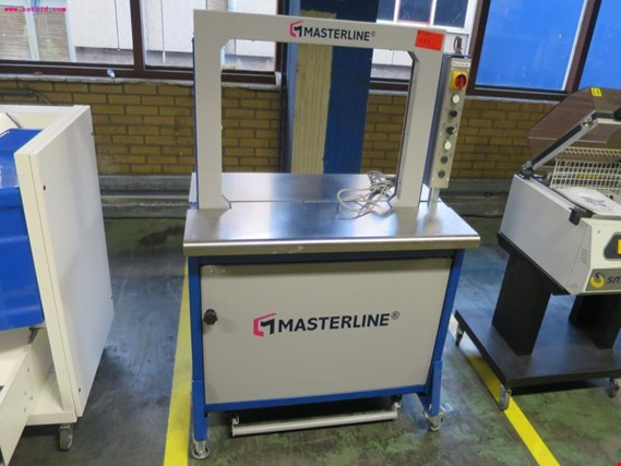 Used Masterline 410 AP strapping device for plastic straps for Sale (Auction Premium) | NetBid Slovenija