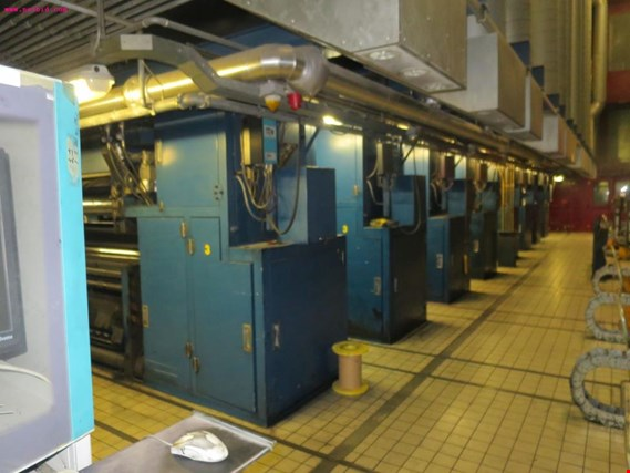Cerutti R 335  rotogravure web fed press (22) - Price on request  (Online Auction)