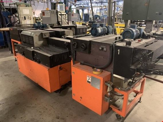 Used rotary cutter line - Sale under reserve for Sale (Auction Premium) | NetBid Industrial Auctions