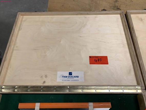 Used TKM Diacarb 4 cutter sets for Sale (Auction Premium) | NetBid Slovenija
