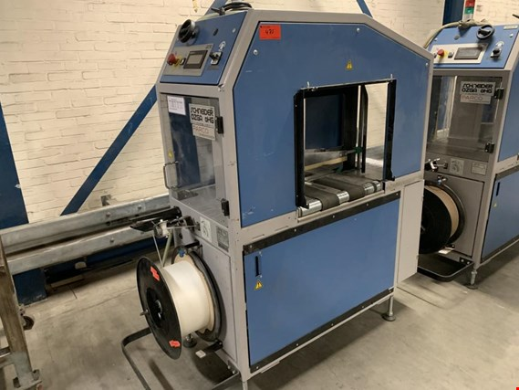 Used Schneider Ozga S02004.1Q strapping unit for Sale (Trading Premium) | NetBid Industrial Auctions