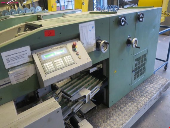Used Müller Martini 0351.0434  turning and distribution station for Sale (Auction Premium) | NetBid Industrial Auctions
